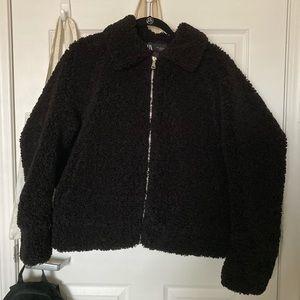 Zara Teddy Jacket